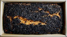 Carrot-Ginger Black Sesame Loaf (from Everything I Want to Eat by Jessica Koslow)