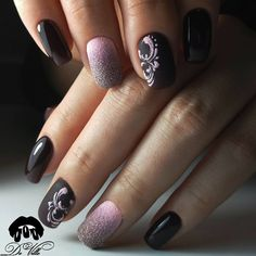 433 Likes, 8 Comments - нейл-стилист (@deville_nails) on Instagram