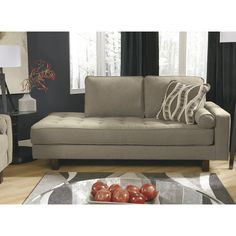 Signature Design by Ashley 8940017 Treylan Right Facing Corner Chaise | ATG Stores