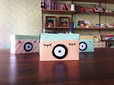 DIY Pinhole Camera for Kireei Magazine