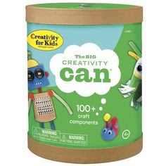 Amazon.com: Creativity For Kids The Big Creativity Can: Toys & Games