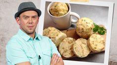 Dumplings, Muffin, Breakfast, Celebrity, Food, Fitness, Morning Coffee, Essen, Muffins