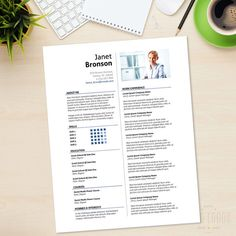 Resume  Cover Letter CV Professional Curriculum Vitae by LucaLogos, $20.00 #cv #resume #curriculum