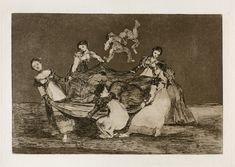Prado - Los Disparates (1864) - No. 01 - Disparate femenino - Los disparates - Wikipedia, the free encyclopedia