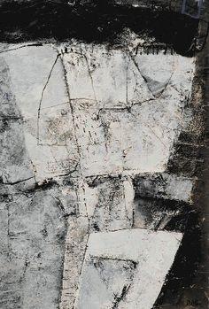 Michel Savattier - peinture abstraite 2002 - 60×80