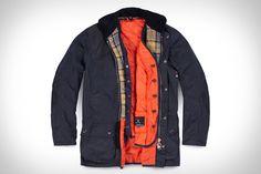 Jack Spade x Barbour Hopper Jacket $800