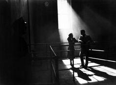 Ella Raines with Alan Curtis in Phantom Lady, 1944.