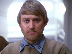 General Madine. This guy's hair is the stuff of legends...