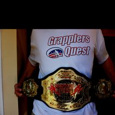 Championship belts for Adults at Grapplers Quest Brazilian Jiu Jitsu, Joy And Happiness, Judo, Belts, Athlete, Wrestling, Sports, Women, Women's