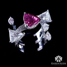 Image result for dream red collection karen suen fine jewelry