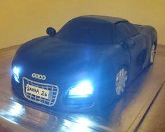 AUDI+R8+CAKE+-+Cake+by+CHOUALNassim69