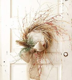 Rustic Christmas Decorating Ideas-22-1 Kindesign