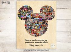 My First DISNEY Trip Disney Photo Album Family by YourLifeMyDesign