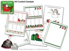 Fun Christmas Holiday Bunco Party Ideas  Bunco Party Holidays