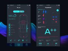 Intelligent car APP by Niky