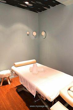 MYSSAGE Spa Massageraum - Fische. - www.myssage.de  #spainterior #interior #inneneinrichtung #spa