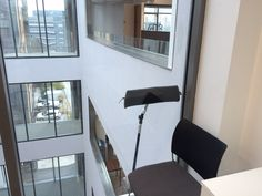 Internal Pole Cleaning System from Clifton National Window Cleaners