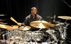 Drummerworld: Chris Coleman