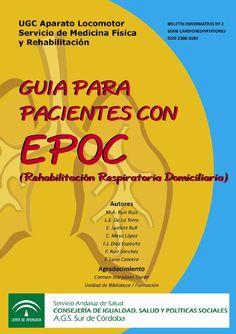 #educacionparalasalud Guía #parapacientes con EPOC @TodoPacientes Medicine, Health Education, Health Professional, Authors
