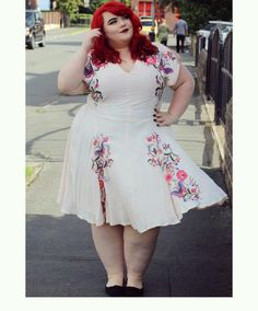 Women S Plus Size Tropical Dresses Plus Size Cocktail Dresses, Evening Dresses Plus Size, Plus Size Dresses, Plus Size Outfits, Dresses Uk, Fall Dresses, Curvy Women Outfits, Dress Clothes For Women, Big Girl Fashion