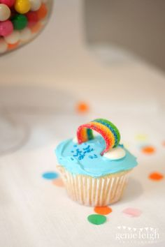 Image result for rainbow party food