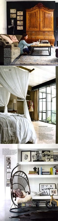 Master Bedroom - Bali Canopy Bed
