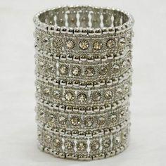 """""""Alexia"""" Cuff Bracelet"""