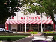 When Walton opened his five and dime in the sleepy town of Bentonville in 1950, he never anticipated the success that was to come