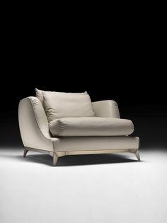 Brando armchair leather