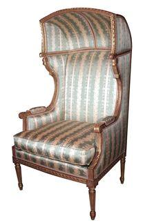 Chair Louis 15 Porters Chair