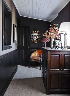 dustjacket attic: Interior Design | A Country Home