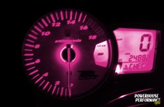 Pink dash cluster :) Thanks babe for doing mine! Pink Jeep, Pink Chevy, Cool Car Accessories, Wrangler Accessories, Pink Wheels, R34 Gtr, Pink Truck, Girly Car, Chevy Girl
