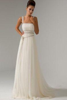 vestidos de novia corte grecorromano - Buscar con Google