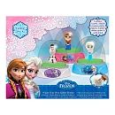 Frozen - Pinta e Cria Bolas de Cristal - Valuvic - Toys