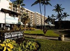 Courtyard King Kamehameha's Kona Beach Hotel, Kailua-Kona, HI  Local legend claims that the top floor of King Kamehameha Kona Beach Hotelicon is haunted. People have reported hearing footsteps, chanting, and battle cries. Some even claim to see ancient Hawaiian warrior apparitions. The reason for this haunting seems to lie in the fact that this area is where King Kamehameha lived out the end of his life. On the bottom floor of the hotel, in the gallery, there are a row of oil paintings, one…