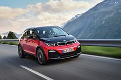 Der neue BMW i3s – Video