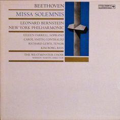 Beethoven  Missa SolemnisLeonard Bernstein New York by DorenesXXOO