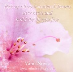 Official Web Site of Mimi Novic. Inspirational Author, Motivational Speaker and Therapist. Spiritual Quotes, Motivational Quotes, Happiness, Wisdom, Author, Love, Inspiration, Spirit Quotes, Amor
