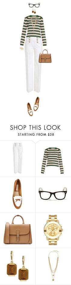 """""""Untitled #168"""" by simonethe on Polyvore featuring Emilio Pucci, Marni, Michael Kors, Ray-Ban, Burberry, Movado and Vince Camuto"""
