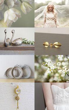spring wedding - treasury by Barbara (BelleAccessoires.etsy.com)