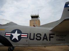 Tyler Texas Historic Aviation Memorial Museum (HAMM) at Pounds Regional Airport, flight museum, photos, aviation exhibits, location