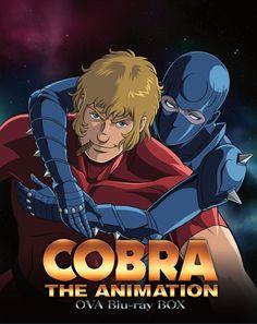 Cobra The Animation: The Psychogun Manga Anime, Anime Art, Cobra Manga, Space Adventure Cobra, Space Pirate, Saturday Morning Cartoons, Bd Comics, Batman, Animation