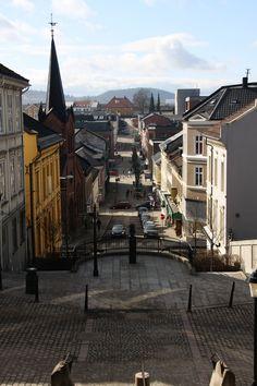 Skien Beautiful Norway, Midnight Sun, Travel Memories, Aurora Borealis, Oslo, Genealogy, Places Ive Been, Roots, Scandinavian