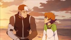 Untitled — the-reinthirs: Shiro in Voltron: Legendary...