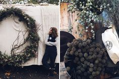 AESME Wreaths for TO