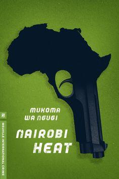Designersgotoheaven.com by @andreirobu  Nairobi Heat  Via Caustic Cover Critic