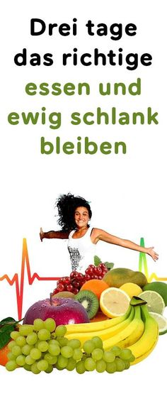 Eat the right food for three days and stay slim forever - Heal .- Drei Tage das Richtige essen und ewig schlank bleiben – Healthy Lifestyle Eat the right food for three days and stay slim forever – Healthy Lifestyle one - Healthy Sport, Healthy Tips, How To Stay Healthy, Eat Healthy, Healthy Recipes, Nutrition Day, Nutrition Plans, Fitness Workouts, Belly Workouts