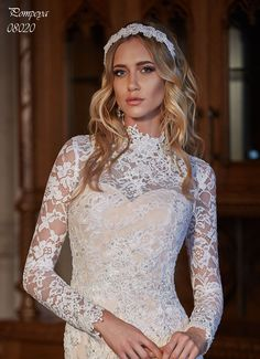 Pompeya (08020) Sold Exclusively at Bridal Room in Pretoria & Johannesburg. Book your appointment today.