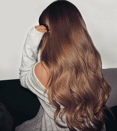 Fashionable hair color 2019 for long hair: The main directions and trends in the photo #color #directions #fashionable #photo #trends