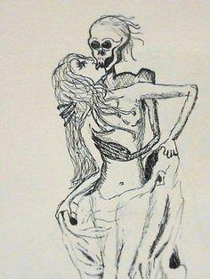 The plague. Tetyana Luna